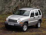 Jeep Cherokee UK-spec (KJ) 2005–07 images