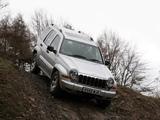 Jeep Cherokee Limited UK-spec (KJ) 2005–07 photos