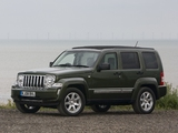 Jeep Cherokee Limited RD UK-spec (KK) 2007 images