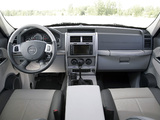 Jeep Cherokee Limited RD EU-spec (KK) 2007 images