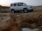 Jeep Cherokee Limited 3.7L EU-spec (KK) 2007 photos