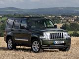 Jeep Cherokee Limited RD UK-spec (KK) 2007 photos