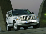 Jeep Cherokee Limited 3.7L EU-spec (KK) 2007 pictures