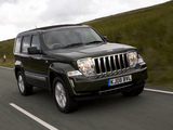 Jeep Cherokee Limited RD UK-spec (KK) 2007 wallpapers