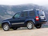 Jeep Cherokee Limited RD EU-spec (KK) 2007 wallpapers