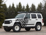 Mopar Jeep Cherokee Overland Concept (KK) 2011 wallpapers