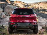 Jeep Cherokee Trailhawk (KL) 2013 images