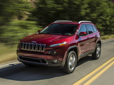 Jeep Cherokee Limited (KL) 2013 images