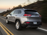 Jeep Cherokee Limited (KL) 2013 photos