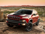 Jeep Cherokee Trailhawk (KL) 2013 photos