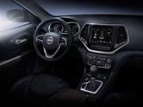 Jeep Cherokee Limited (KL) 2013 photos