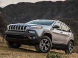 Jeep Cherokee Trailhawk (KL) 2013 pictures