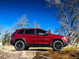 Jeep Cherokee Trailhawk (KL) 2013 wallpapers