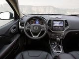 Jeep Cherokee Trailhawk EU-spec (KL) 2014 images