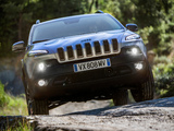 Jeep Cherokee Trailhawk EU-spec (KL) 2014 pictures