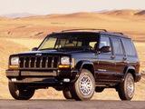 Photos of Jeep Cherokee Country (XJ) 1997