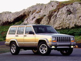Photos of Jeep Cherokee Classic (XJ) 1998–2001