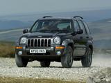Photos of Jeep Cherokee Sport UK-spec (KJ) 2003–05