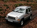Photos of Jeep Cherokee UK-spec (KJ) 2005–07