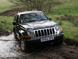 Photos of Jeep Cherokee Limited UK-spec (KJ) 2005–07