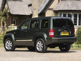Photos of Jeep Cherokee Limited RD UK-spec (KK) 2007