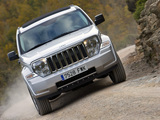 Photos of Jeep Cherokee Limited 3.7L EU-spec (KK) 2007