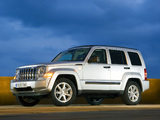Photos of Jeep Cherokee Limited 3.7L EU-spec (KK) 2007