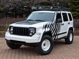 Photos of Mopar Jeep Cherokee Overland Concept (KK) 2011