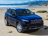 Photos of Jeep Cherokee Limited (KL) 2013