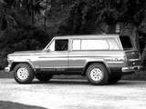 Pictures of Jeep Cherokee Chief (SJ) 1975–78