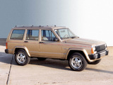 Pictures of Jeep Cherokee Pioneer (XJ) 1984–90