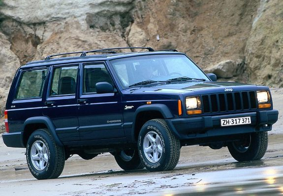 pictures of jeep cherokee sport xj 1997 2001. Black Bedroom Furniture Sets. Home Design Ideas