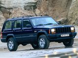 Pictures of Jeep Cherokee Sport (XJ) 1997–2001