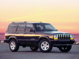 Pictures of Jeep Cherokee Limited (XJ) 1998–2001