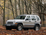 Pictures of Jeep Cherokee UK-spec (KJ) 2005–07