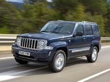 Pictures of Jeep Cherokee Limited RD EU-spec (KK) 2007