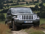 Pictures of Jeep Cherokee Limited RD UK-spec (KK) 2007