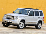Pictures of Jeep Cherokee Limited 3.7L EU-spec (KK) 2007