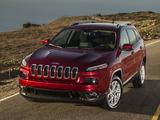 Pictures of Jeep Cherokee Latitude (KL) 2013