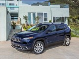 Pictures of Jeep Cherokee Limited (KL) 2013