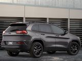 Pictures of Jeep Cherokee Altitude (KL) 2014