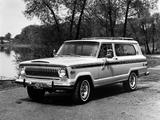 Jeep Cherokee (SJ) 1974–78 wallpapers