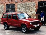 Jeep Cherokee Orvis UK-spec (XJ) 1997–2001 wallpapers