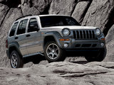 Jeep Cherokee (KJ) 2002–05 wallpapers