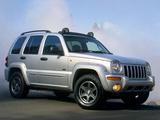 Jeep Cherokee Renegade (KJ) 2002–05 wallpapers