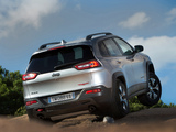 Jeep Cherokee Trailhawk EU-spec (KL) 2014 wallpapers