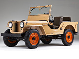 Images of Jeep CJ-2A 1945–49
