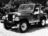 Images of Jeep CJ-5 Renegade II 1971
