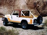 Images of Jeep CJ-8 Scrambler 1981–86