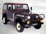 Images of Jeep CJ-7 Texan 1983–86